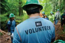 In 2007, REI stores nationwide hosted 688 service projects in local communities.